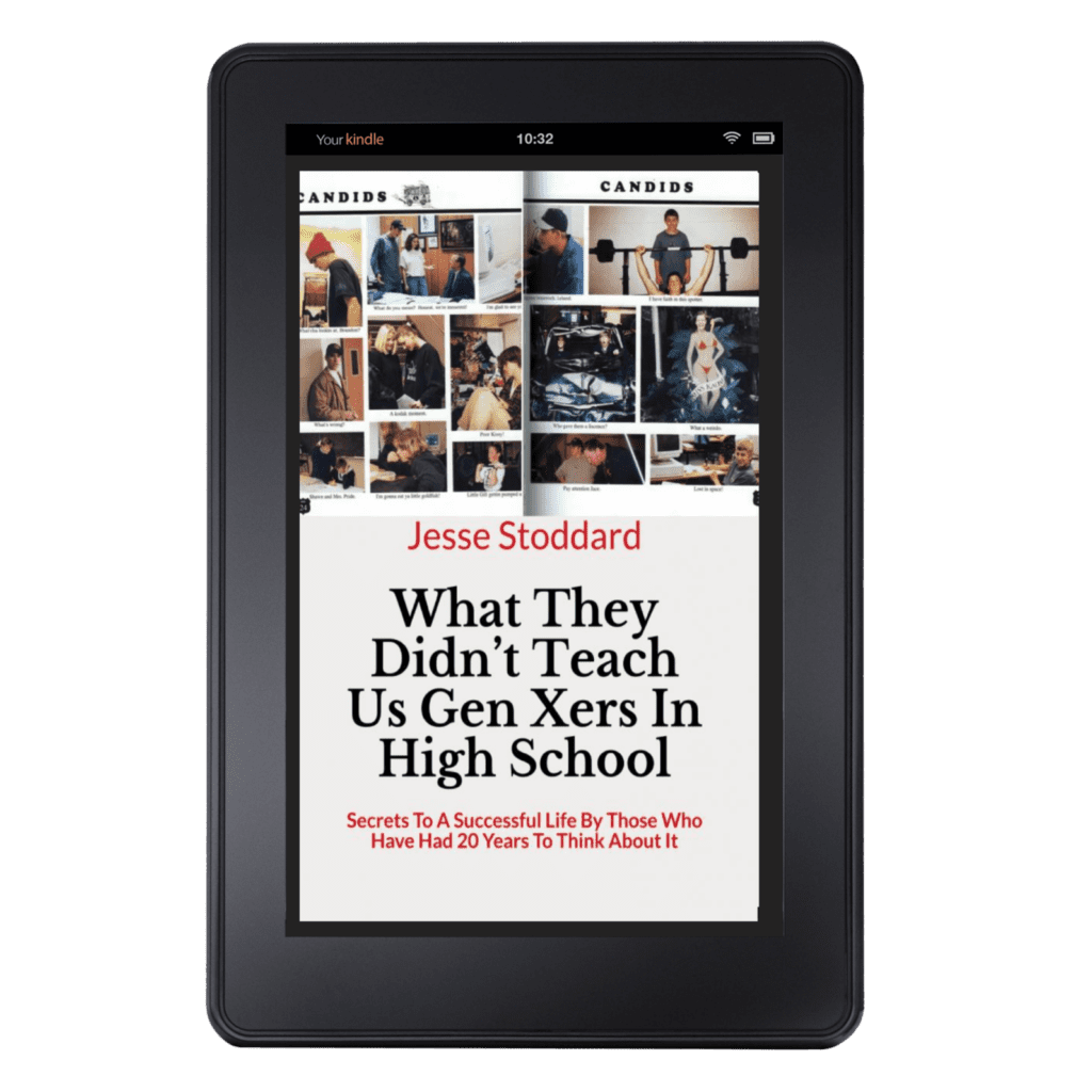 What They Didn't Teach Us Gen Xers In High School Kindle ebook